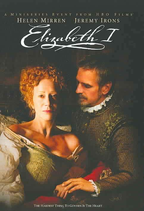 ELIZABETH I BY MIRREN,HELEN (DVD)
